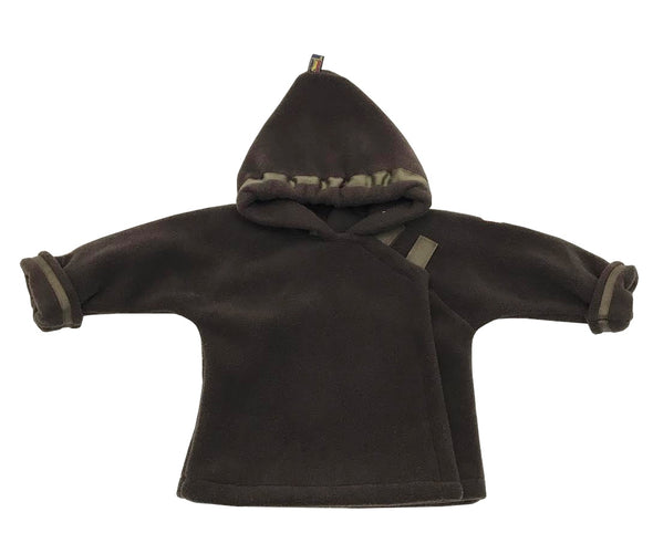 Widgeon 620 Brown (Orion) Fleece Coat