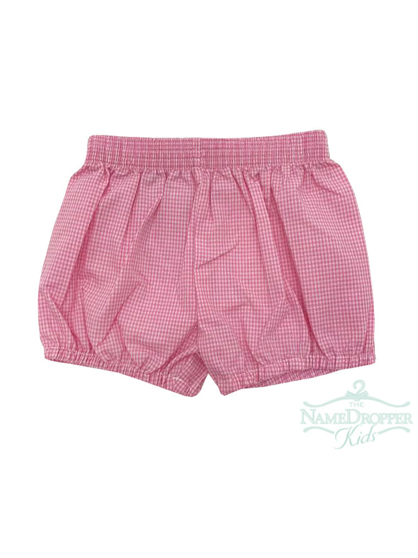 Lullaby Set Microcheck Bloomer Bryce BLM