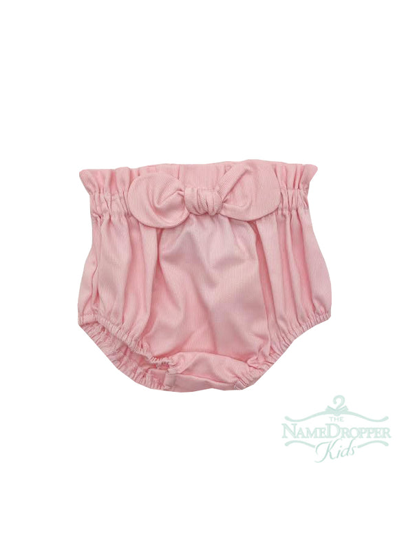 Name Dropper PL Basic Girl Bow in Front Bloomer ZBS20-BOFGBANA