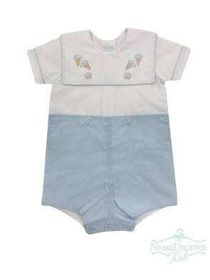 Auraluz Boysuit Ice Cream 5004BWICE