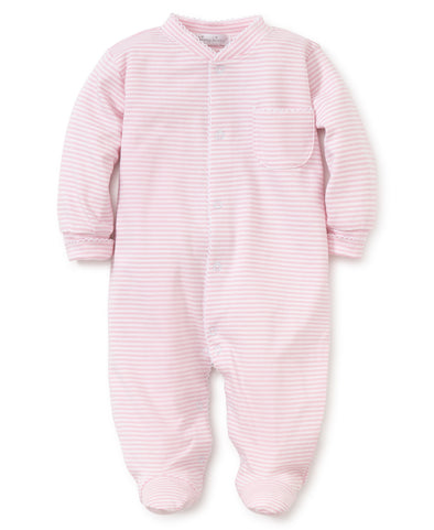 Kissy Kissy Basic Stripes Footie