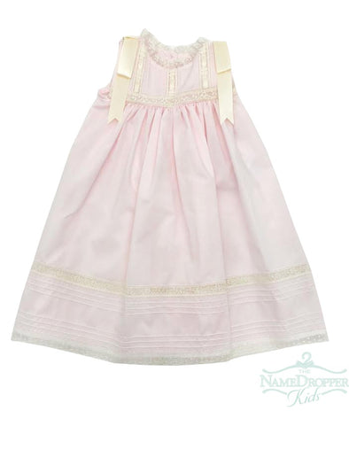 Treasured Memories XXX09 Pink/Ecru Sleeveless