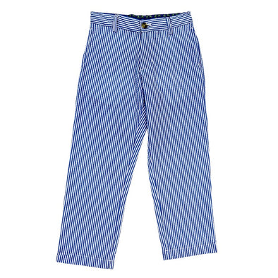 J. Bailey Sailor Blue Stripe Seersucker Pants 1000-Champ-8