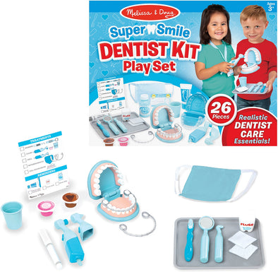 Melissa & Doug dentist play set