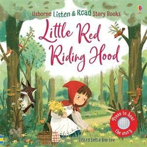 EDC Little Red Riding Hood Listen & Read Story Book