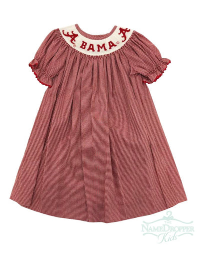 Vive La Fete Alabama Smocked Bishop Dress NAKA07SP1S