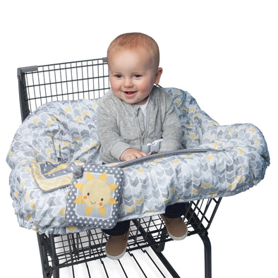 Boppy Shopping Cart & High Chair Cover