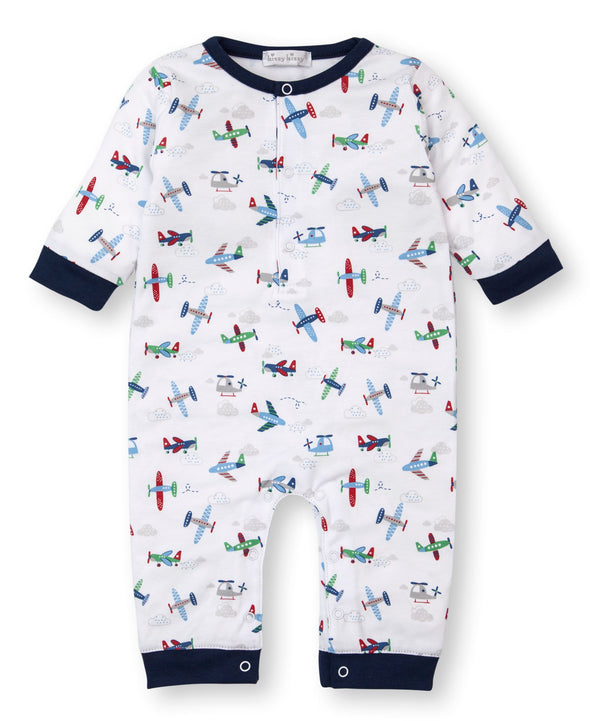 Kissy Kissy Awesome Airplanes Playsuit PRT KB804595!-K999