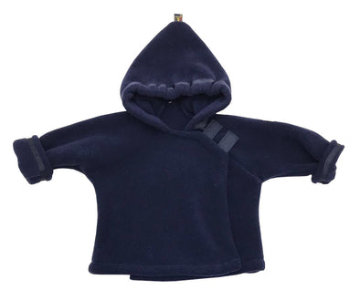 Widgeon 620 Navy Fleece Coat