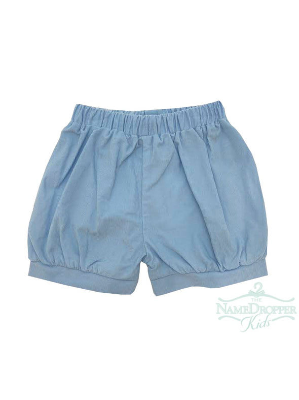 Name Dropper PL Basic Boy Short Banded Hem Cord Cloud ZBF19-SBHBBANA-COCL