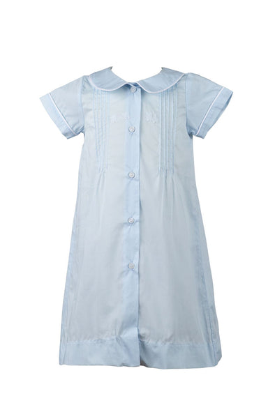 Proper Peony Trevor Train Layette Gown
