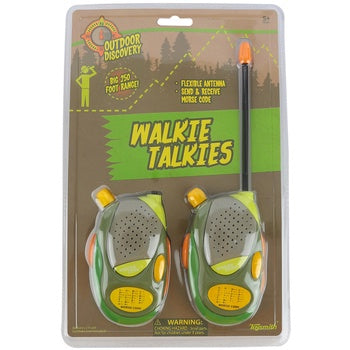 Toysmith Outdoor Discovery: Walkie Talkies