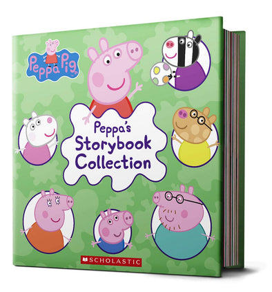 Scholastic Peppa's storybook collection