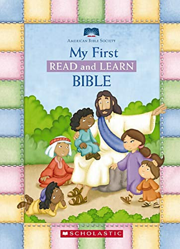Scholastic My First Read and Learn Bible