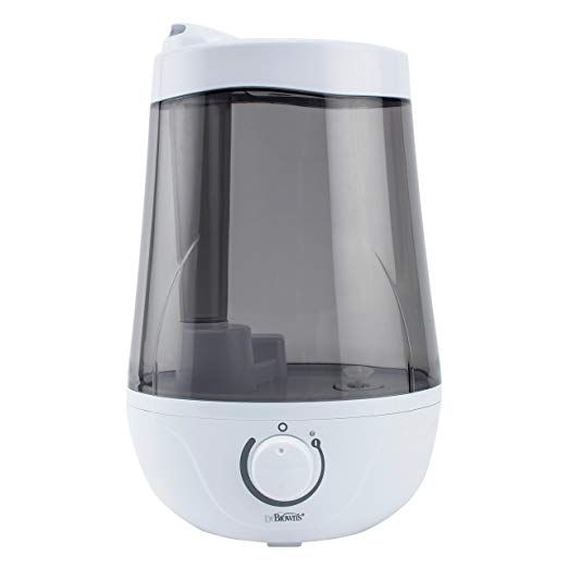 Dr. Brown's Ultrasonic Cool Mist Humidifier