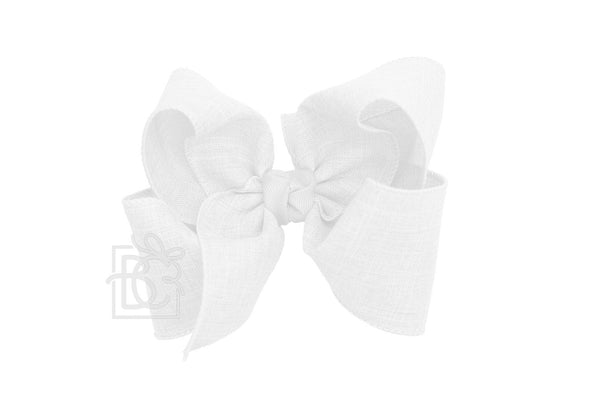 Beyond Creations Linen  Bow
