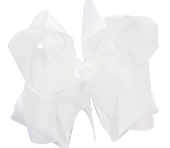 Beyond Creations Satin Organza Bow