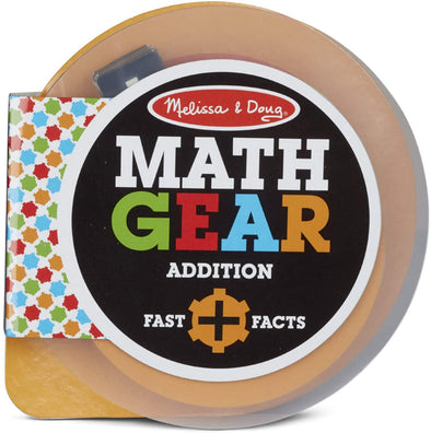 Melissa & Doug Math Gears Game