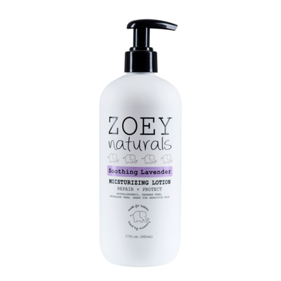 Zoey Naturals Moisturizing Lotion
