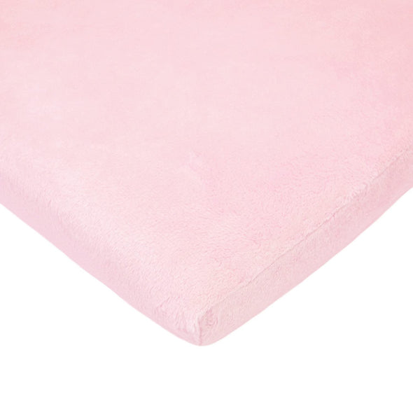 American Baby Chenille Fitted Bassinet Sheet