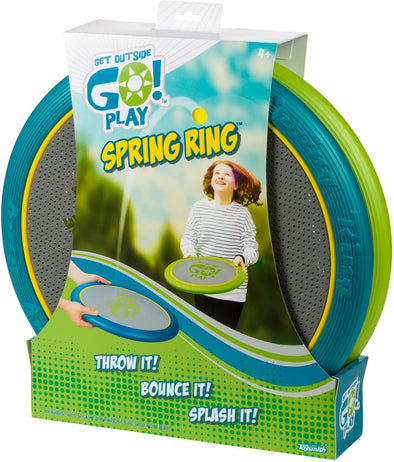 Get Outside Go! Spring Ring