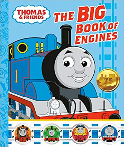 PENGUIN The Big Book of Engines (Thomas & Friends)