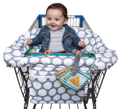 Boppy Prefered Shopping Cart and High Chair Cover