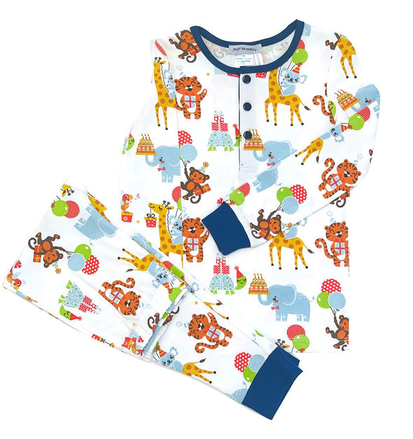 Ishtex Birthday Pj Sets
