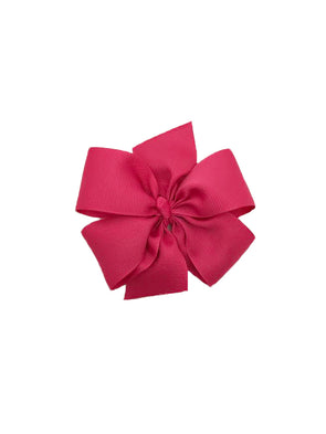 Carolyn Medium Grosgrain Bow (Multiply Colors)
