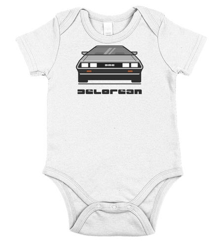 Body DeLorean