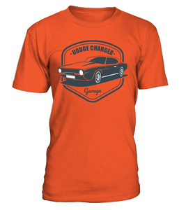 T-shirt Charger Garage 2nd version