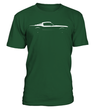 T-shirt Mustang Fastback