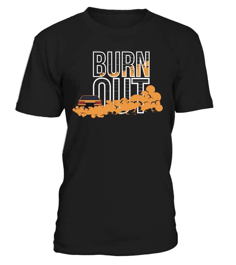 T-shirt Burnout AE86