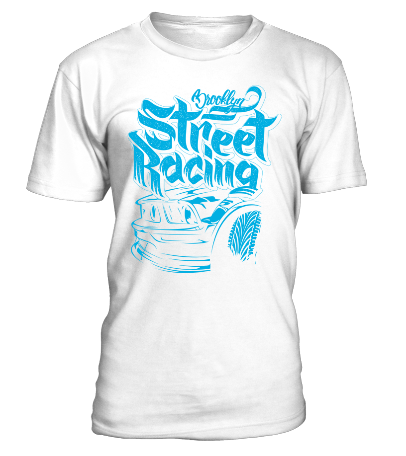 T-shirt Brooklyn Street Racing