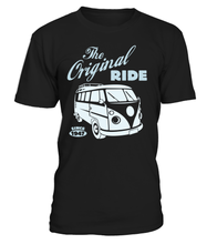 T-shirt The Original Ride Combi