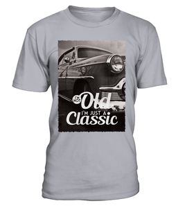 T-shirt I'm not old, I'm just a classic Chrysler