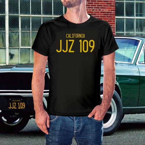 T-shirt California JJZ 109
