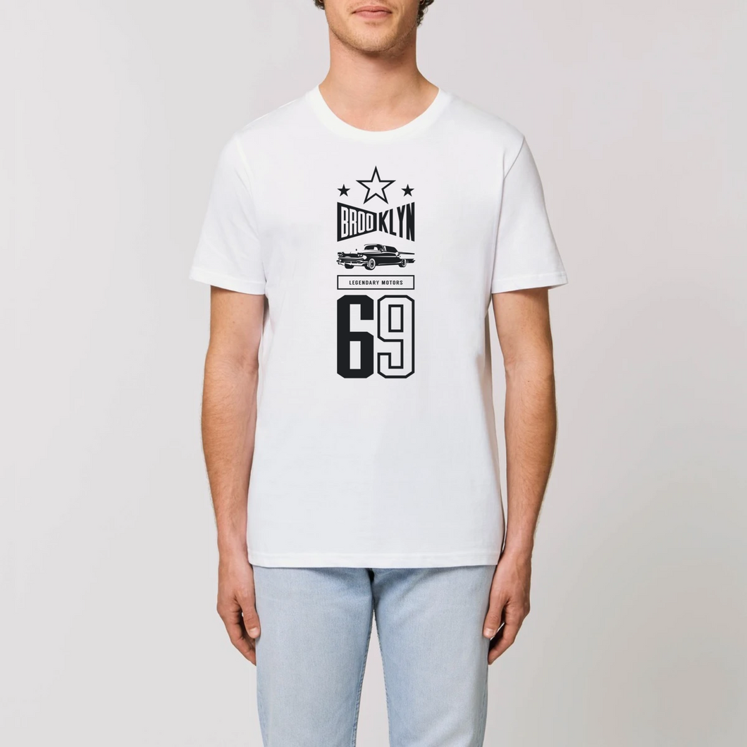 T-shirt Brooklyn Legendary Motors 69