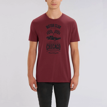 T-shirt Chicago Road Knights Ford Mustang