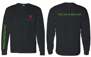 TAG'EM & BAG'EM Long Sleeve T-Shirt
