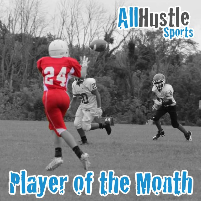 Trent Lloyd - All Hustle Sports Player of the Month Oct 2017