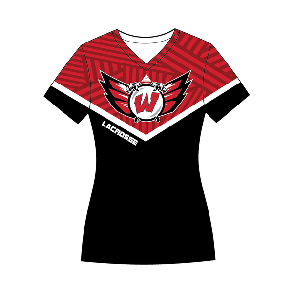 Lakota West MS Lacrosse Girls T-Shirt