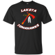 Lakota Tomahawks Cotton T-Shirt