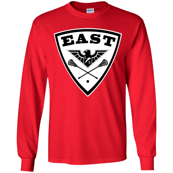 Youth Lakota Lacrosse Club East Long Sleeve T-Shirt
