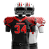 Lakota Ridge Football Player Set