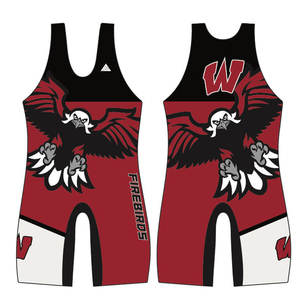 Lakota West Wrestling Singlet