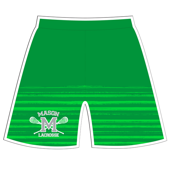 Mason Lacrosse Board Style Shorts with Pocket