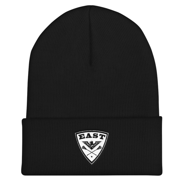 Lakota Lacrosse Club East Embroidered Beanie