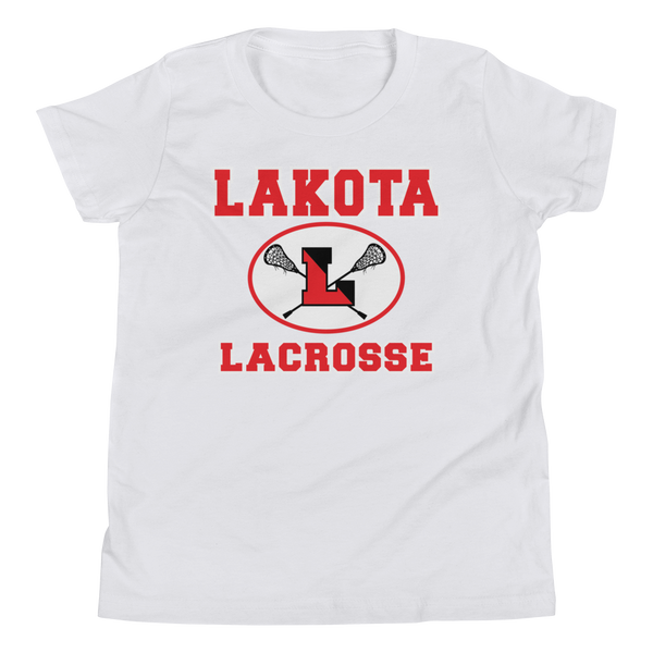 Youth Lakota Lacrosse Club Customizable T-Shirt