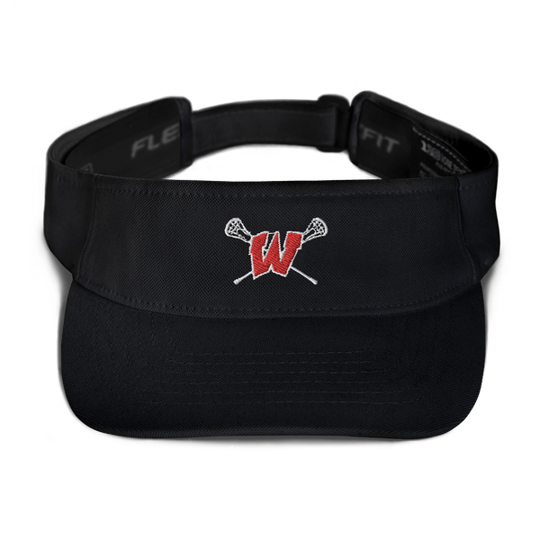 Lakota Lacrosse Club West Visor